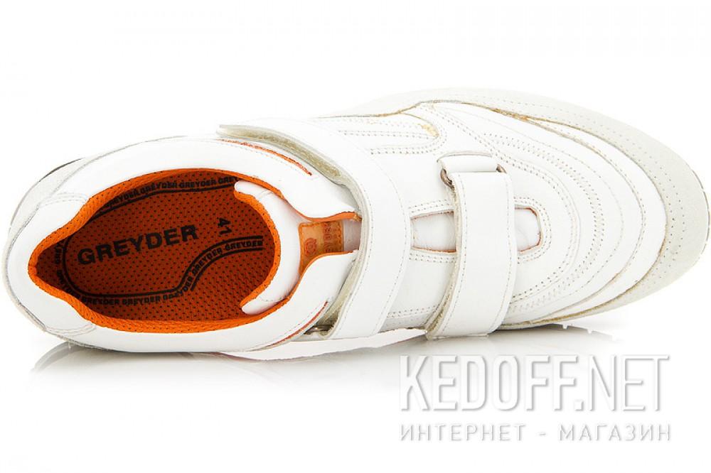 Мужские комфорт Greyder 2631 - 5310   (белый) описание