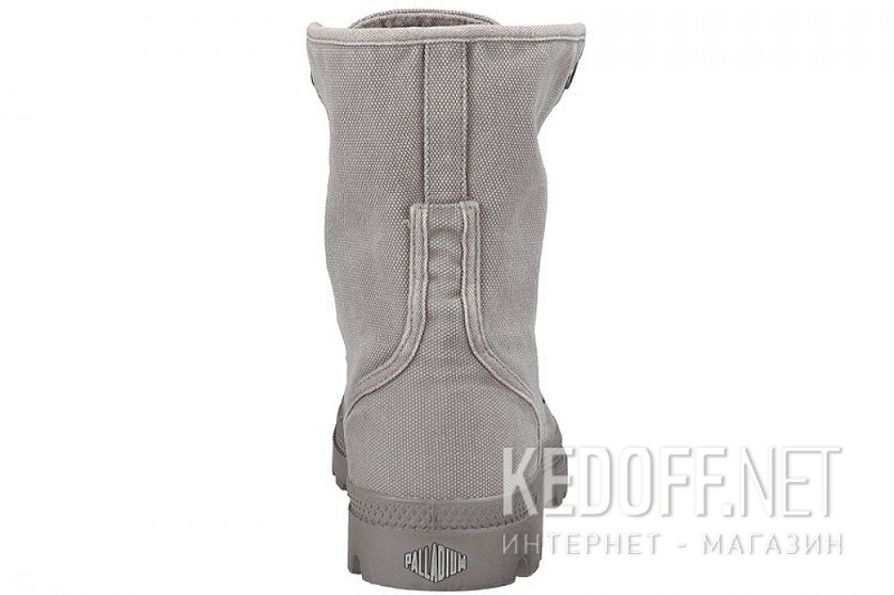 Boots Palladium Pallabrouse Baggy 02478-066 Grey Jeans