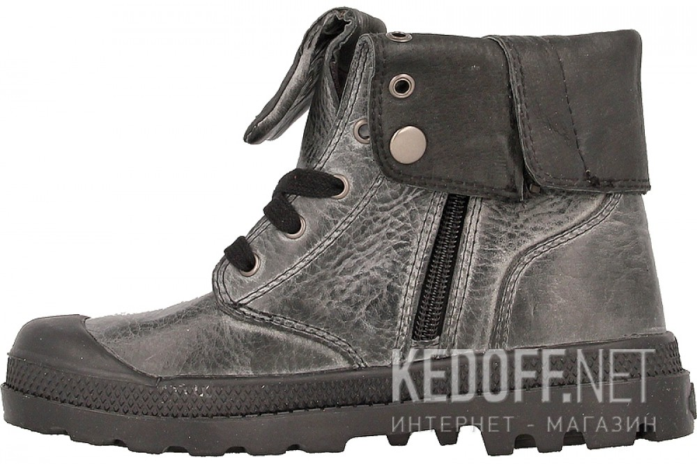 Детские ботинки Palladium 53454-001   (чёрный) купить Украина