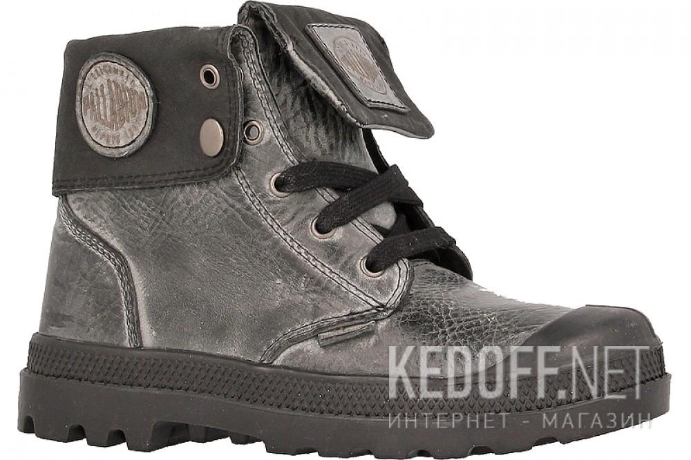 Купить Детские ботинки Palladium 53454-001   (чёрный)
