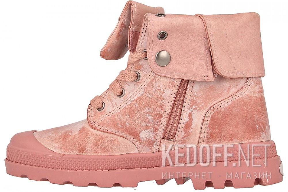 Детские ботинки Palladium 53454-644   (розовый) купить Украина