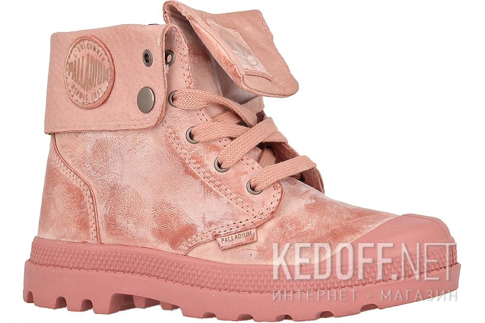 Купить Детские ботинки Palladium 53454-644   (розовый)