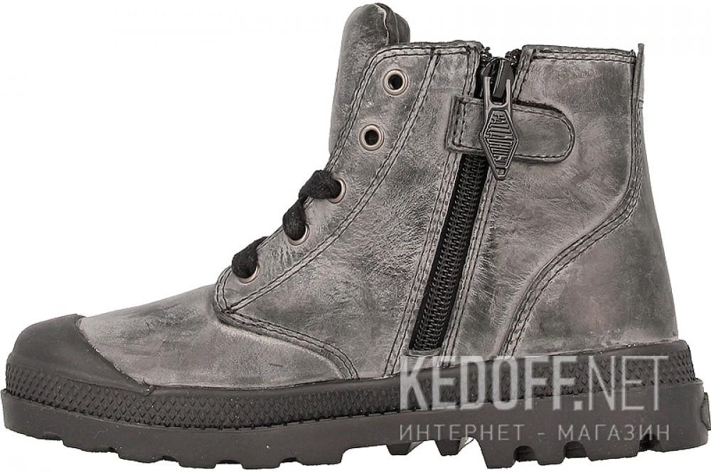 Детские ботинки Palladium 53479-001   (чёрный) купить Украина