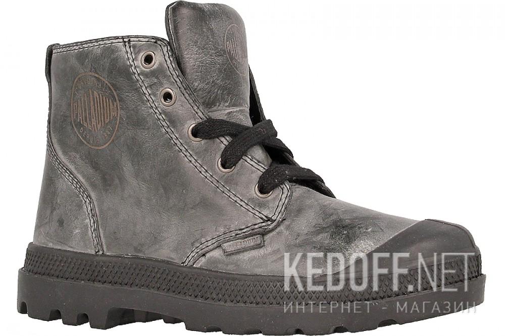 Купить Детские ботинки Palladium 53479-001   (чёрный)