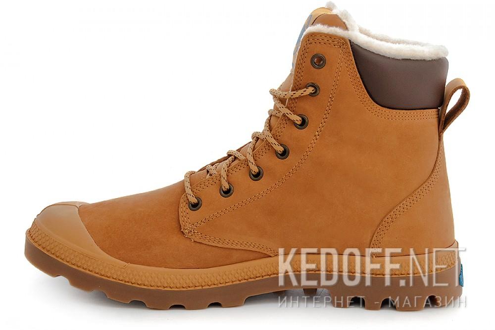 Yellow boots Palladium 72992-228 PAMPA SPORT CUFF WPS