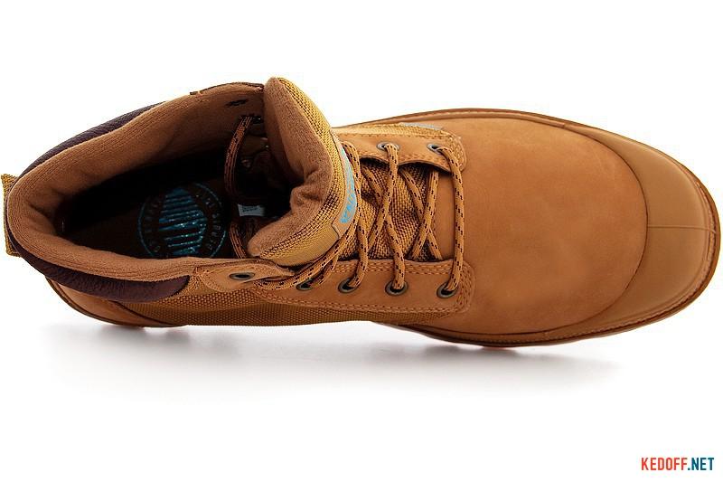 Ботинки Palladium Pampa Sport Cuff Wpn 73234-228 Желтый нубук