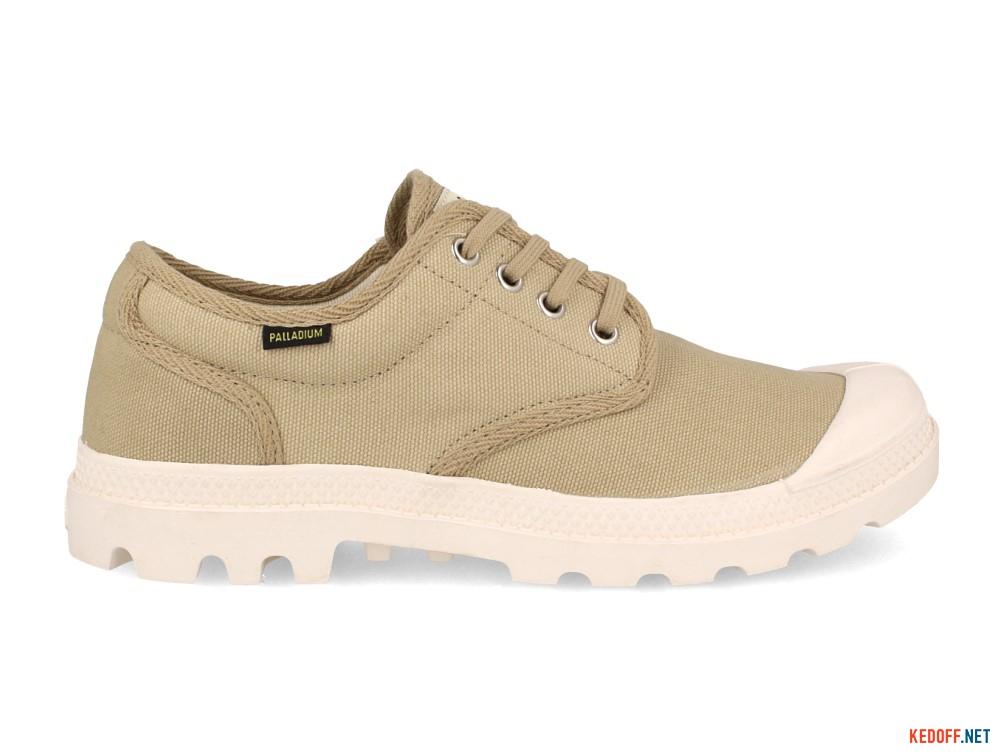 Текстильная обувь Palladium 75331-238 унисекс   (бежевый) купить Украина