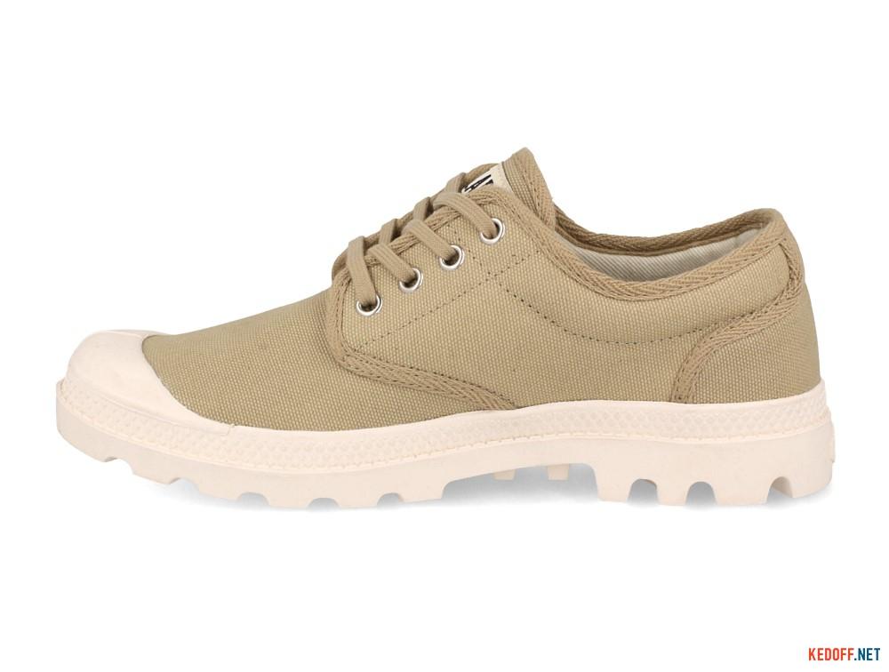 Текстильная обувь Palladium 75331-238 унисекс   (бежевый) купить Киев
