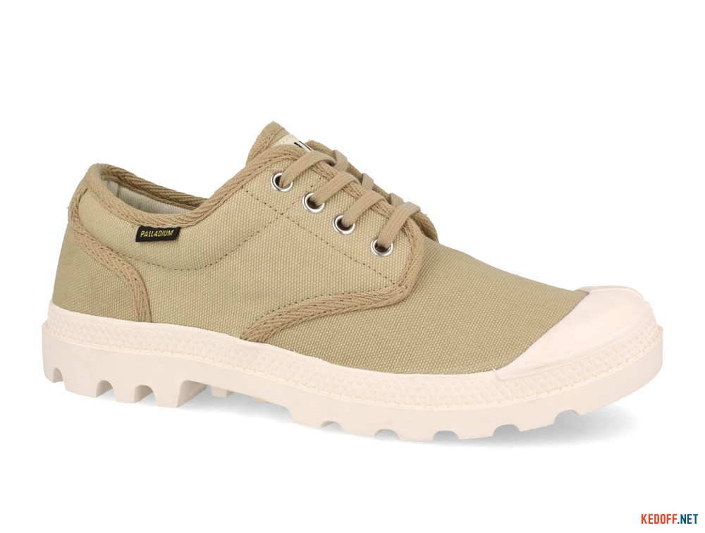Купить Текстильная обувь Palladium 75331-238 унисекс   (бежевый)