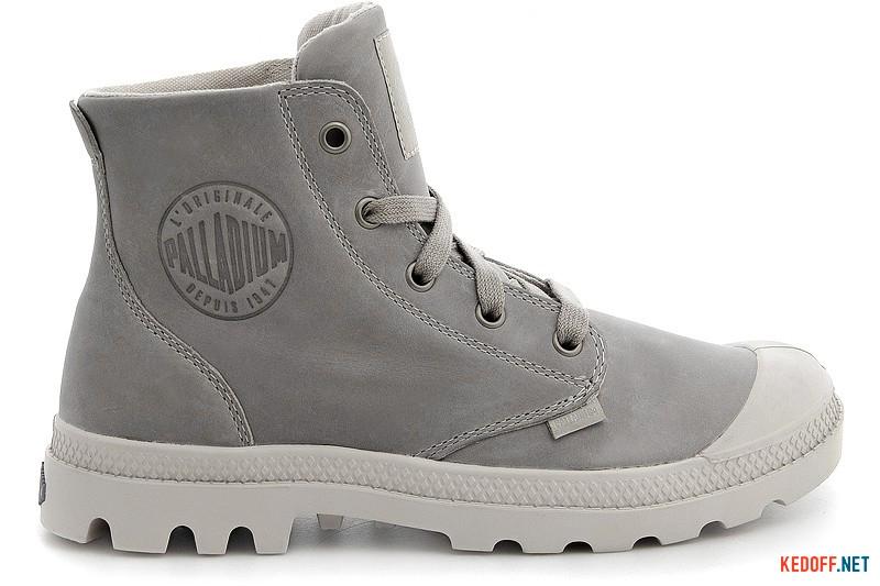 Boots Palladium Pampa Hi Leather 92355-121