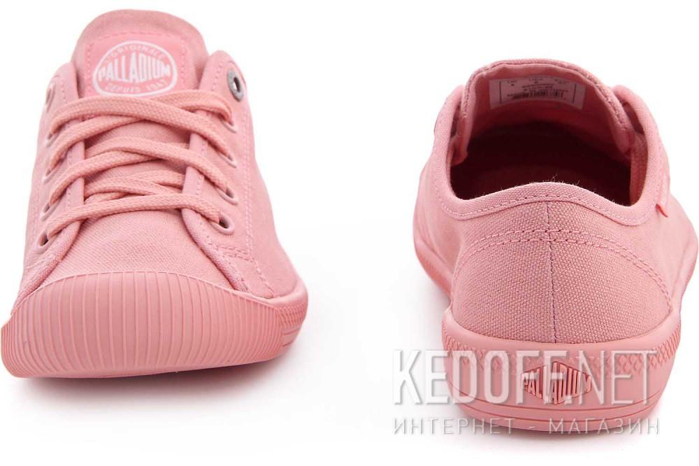 Вансы Palladium 93305-622 унисекс   (розовый) купить Киев