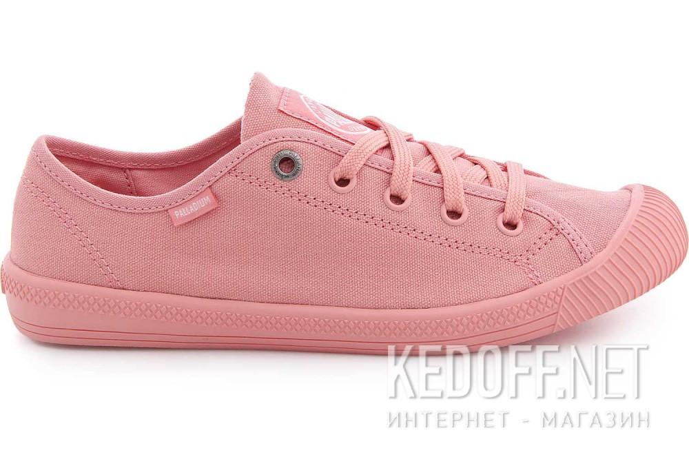 Оригинальные Вансы Palladium 93305-622 унисекс   (розовый)
