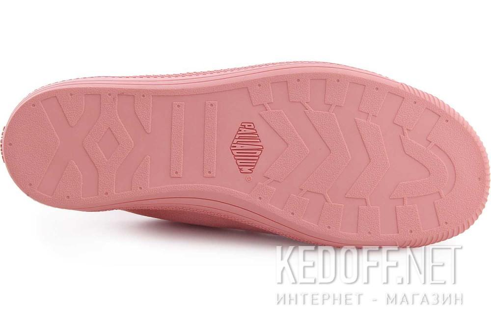 Вансы Palladium 93305-622 унисекс   (розовый) описание
