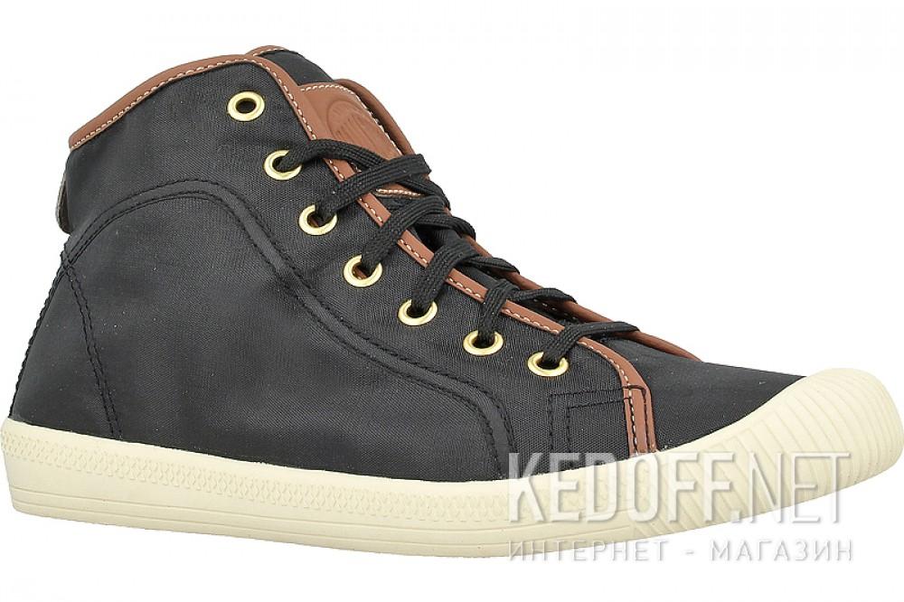 Купить Кеды Palladium 93462-001   (чёрный)