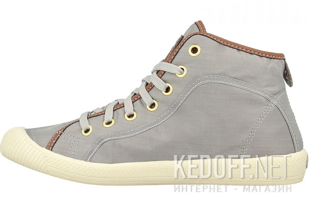 Женские кеды Palladium 93462-070   (серый) купить Украина