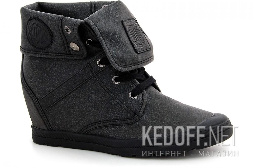 Women's Sneakers Palladium Ecuador Bkl 93603-008