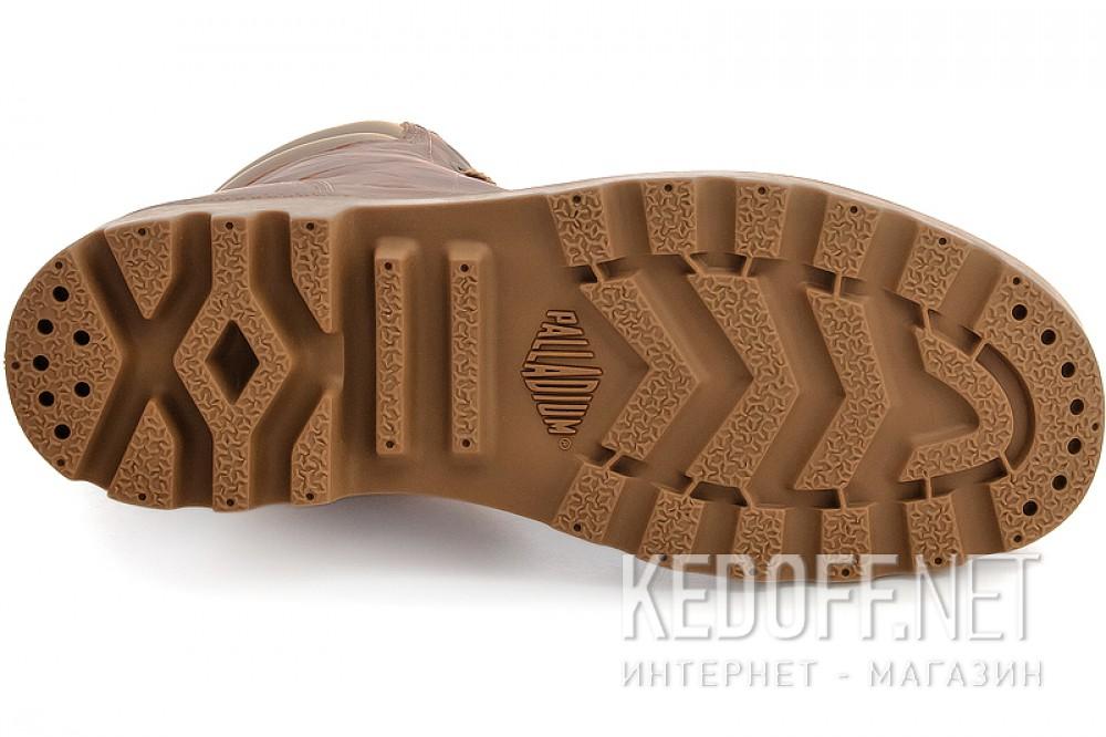 Ботинки Palladium 93612-239  описание