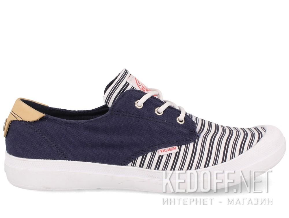 Текстильная обувь Palladium 95352-484 унисекс   (синий/белый) купить Украина
