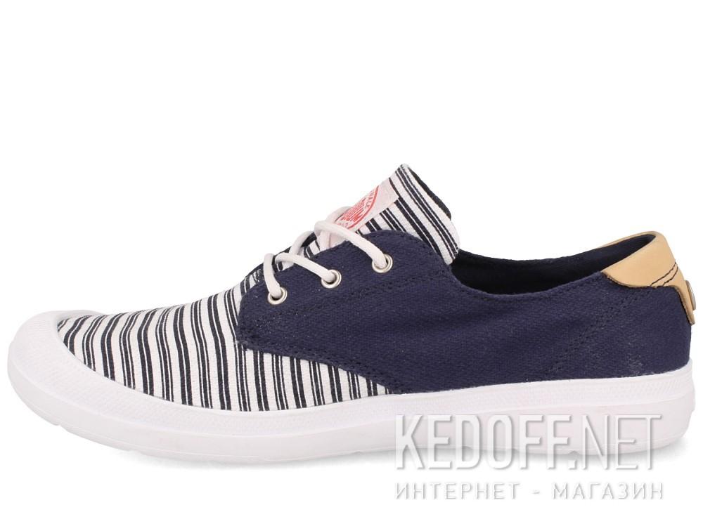 Текстильная обувь Palladium 95352-484 унисекс   (синий/белый) купить Киев