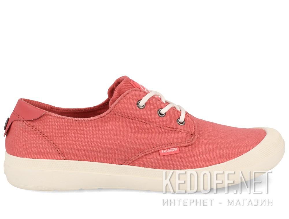 Кеды Palladium 95352-651 унисекс   (розовый) купить Украина
