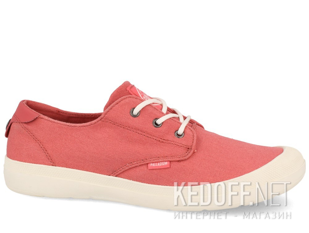 Купить Кеды Palladium 95352-651 унисекс   (розовый)