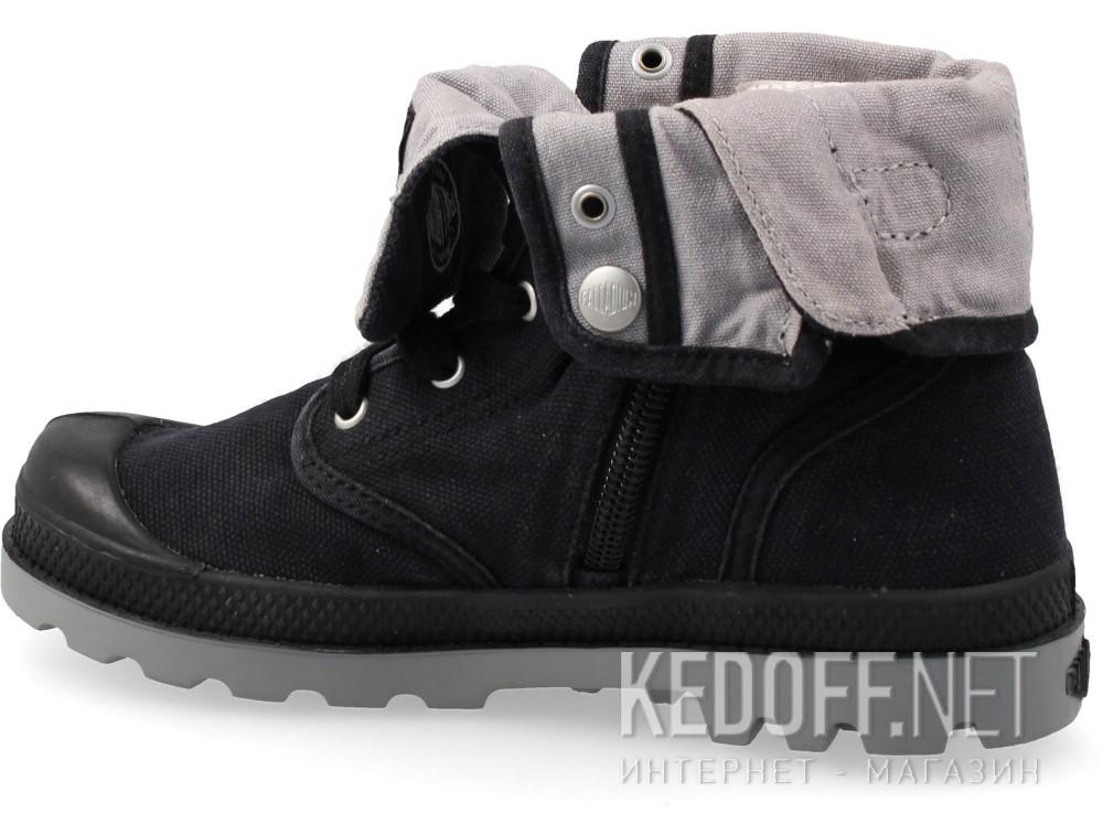 Кеды Palladium 53459-097   (чёрный) купить Украина