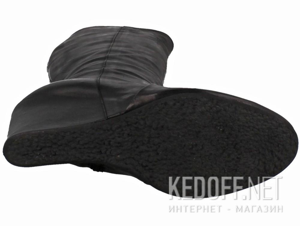Женские сапоги Pedro Miralles 7763-27   (чёрный) купить Киев