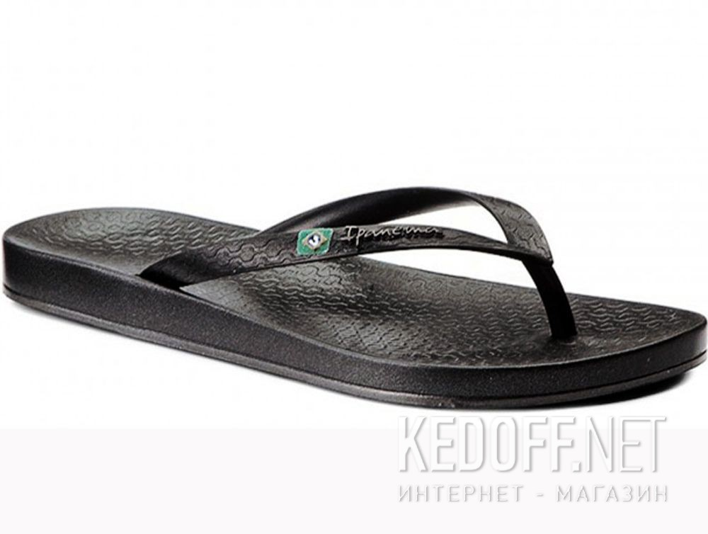 Купить Пляжная обувь Ipanema Anatomic Brilliant 80403-24191 Made in Brazil