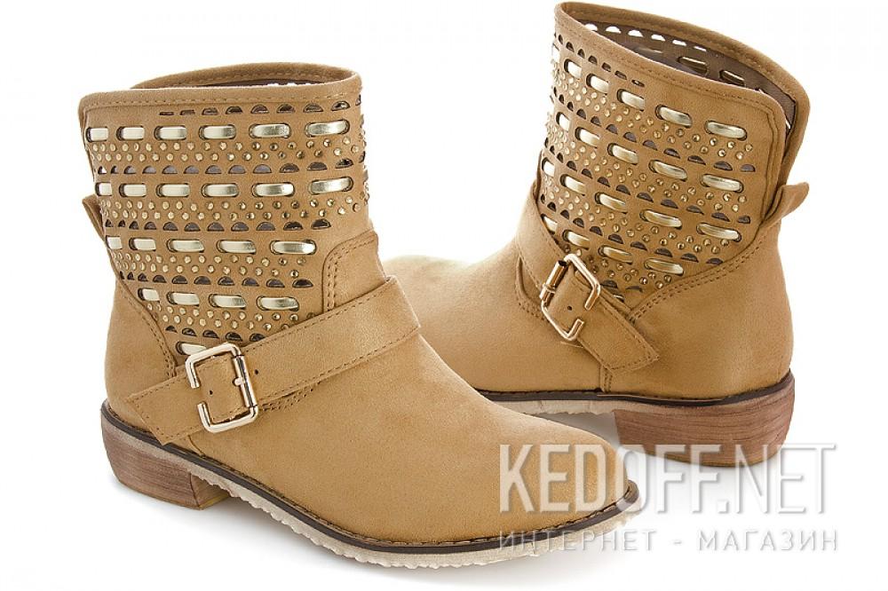 Женские ботинки Forester JN109-1    купить Украина