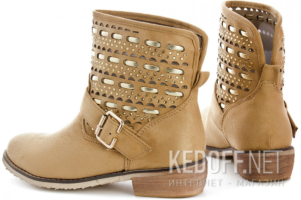 Женские ботинки Forester JN109-1    купить Киев
