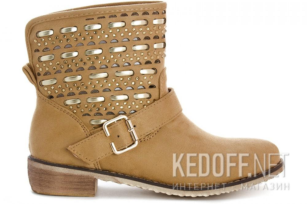 Женские ботинки Forester JN109-1    описание