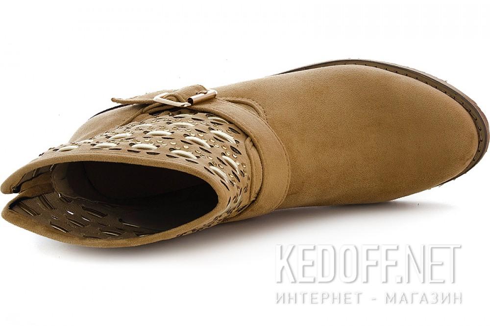 Цены на Женские ботинки Forester JN109-1