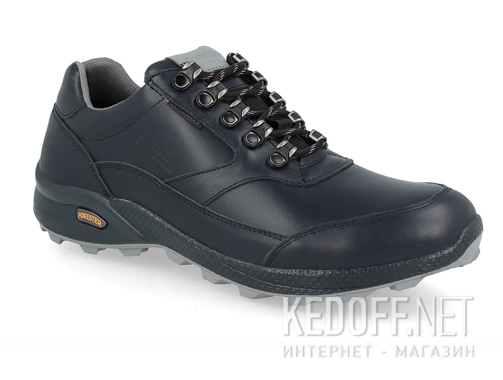 The Forester Waterproof Trek shoes 1553001-F89 Dark blue