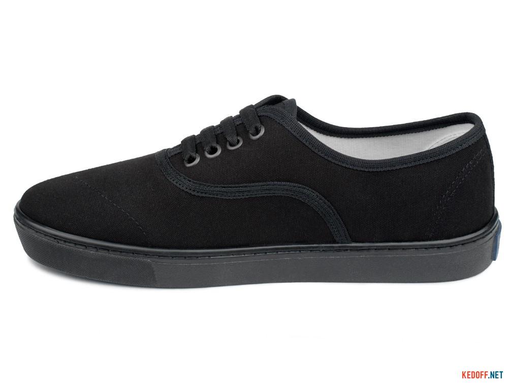 Canvas shoes Las Espadrillas V8214-27-9166 Black Canvas