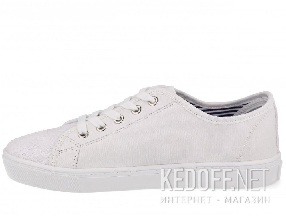Кеды Las Espadrillas 5099-13 унисекс   (белый) купить Киев