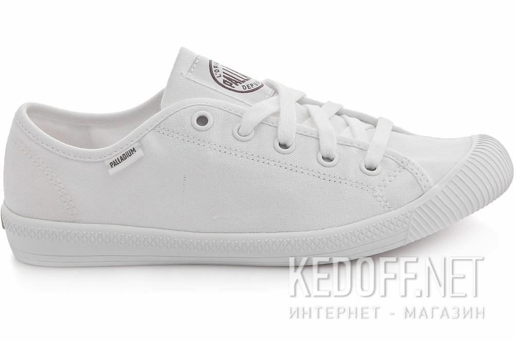 Кеди Palladium Flex Lace 93155-170 White Monochrome