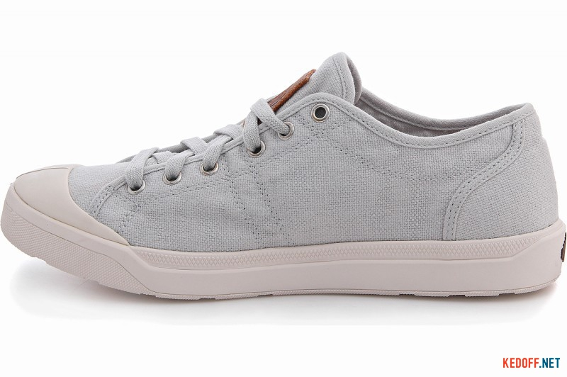 Полукеды Palladium Pallarue Lc 03702-048 Sky Grey canvas