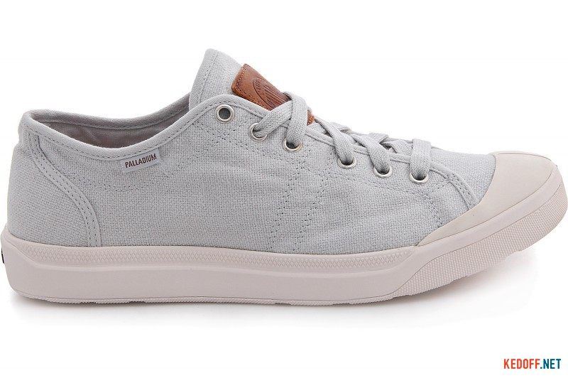 Sneakers Palladium Pallarue Lc 03702-048 Grey canvas