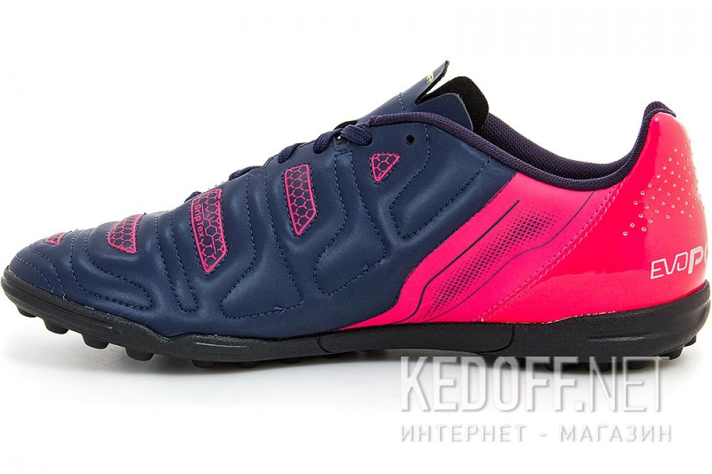 Кроссовки Puma Evo Power 4.2 TT 103223 01 (тёмно-синий/красный) купить Украина