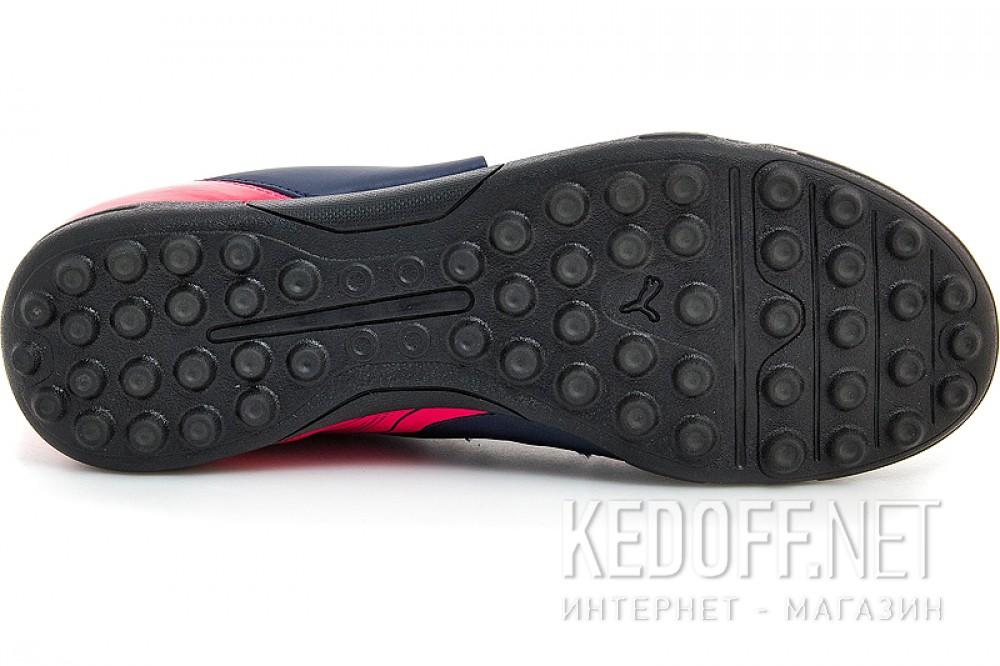 Кроссовки Puma Evo Power 4.2 TT 103223 01 (тёмно-синий/красный) купить Киев