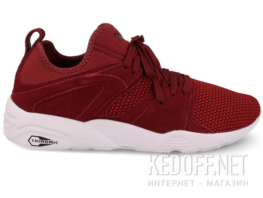 Мужские кроссовки Puma Blaze Of Glory 364128-02   (бордовый) купить Киев