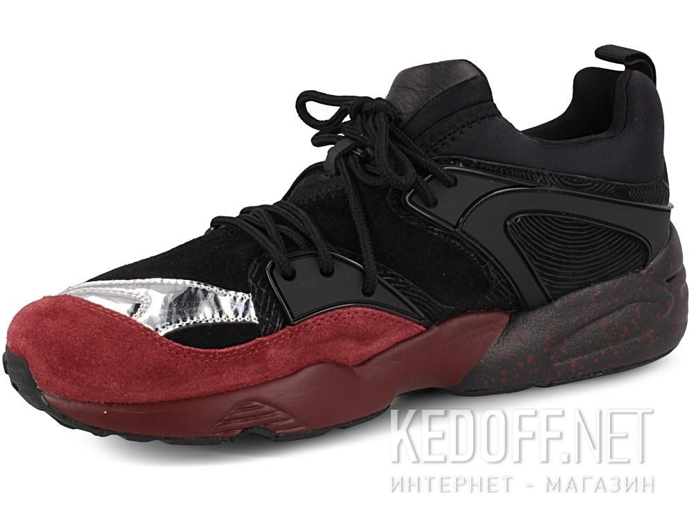 Спортивная обувь Puma Blaze Of Glory Halloween 363548-01 унисекс   (бордовый/чёрный) купить Украина