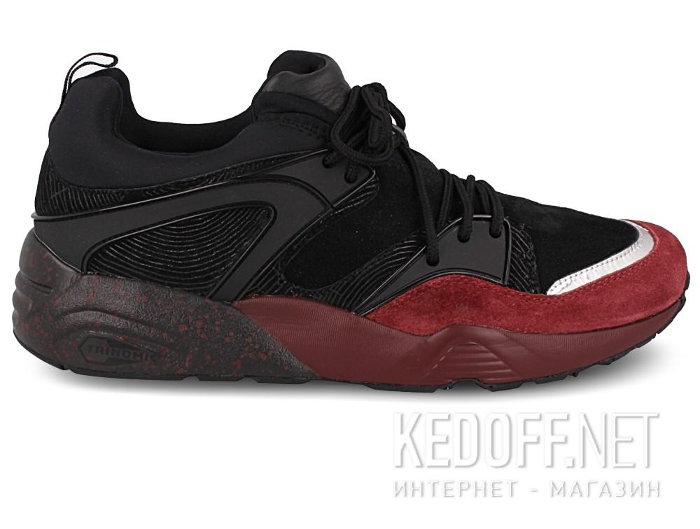 Спортивная обувь Puma Blaze Of Glory Halloween 363548-01 унисекс   (бордовый/чёрный) купить Киев