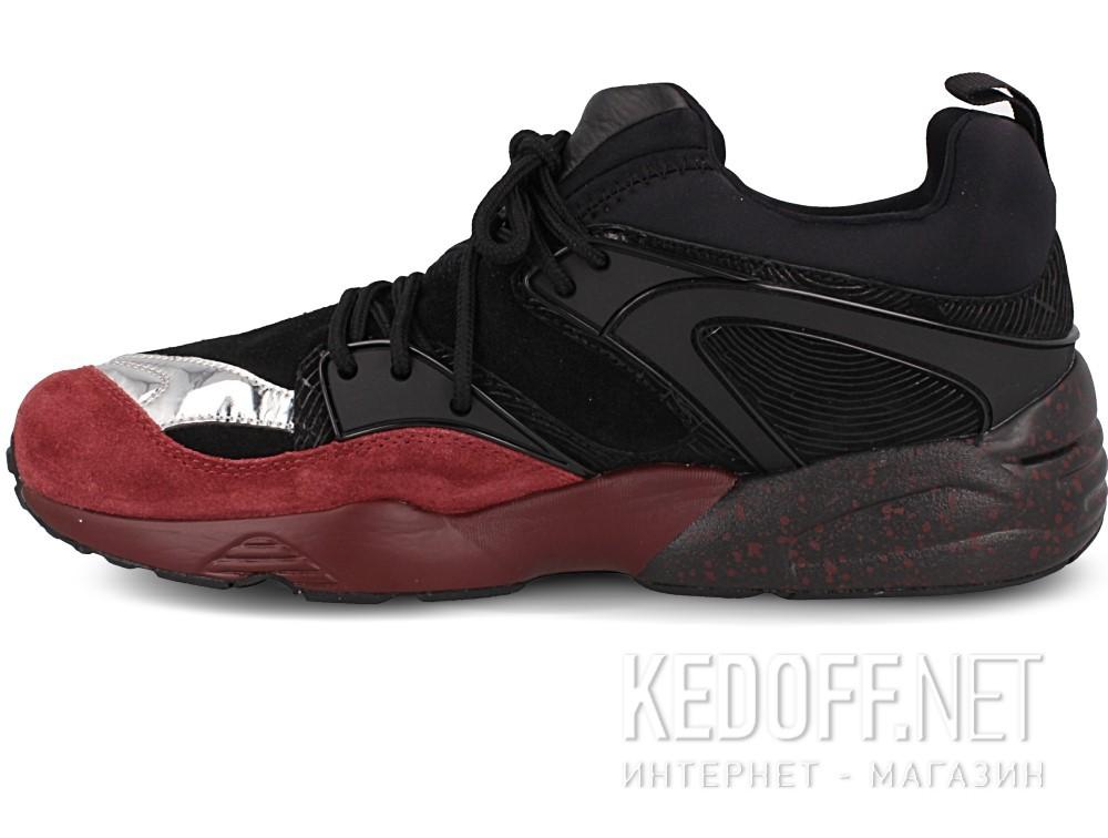 Оригинальные Спортивная обувь Puma Blaze Of Glory Halloween 363548-01 унисекс   (бордовый/чёрный)