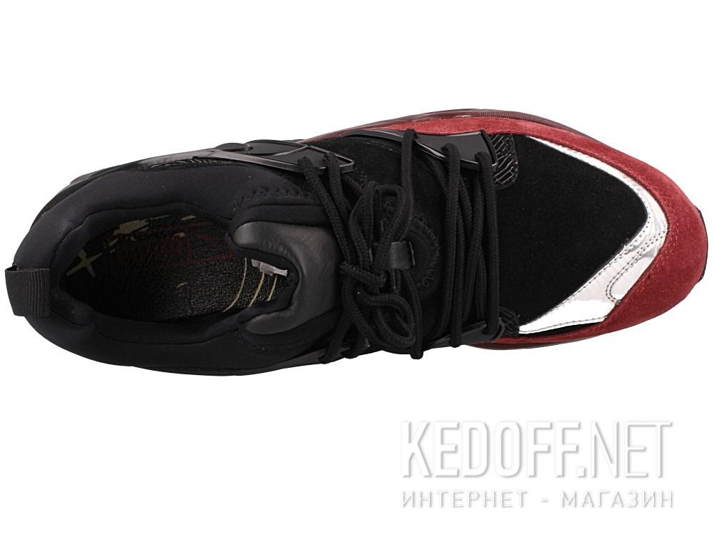 Цены на Спортивная обувь Puma Blaze Of Glory Halloween 363548-01 унисекс   (бордовый/чёрный)