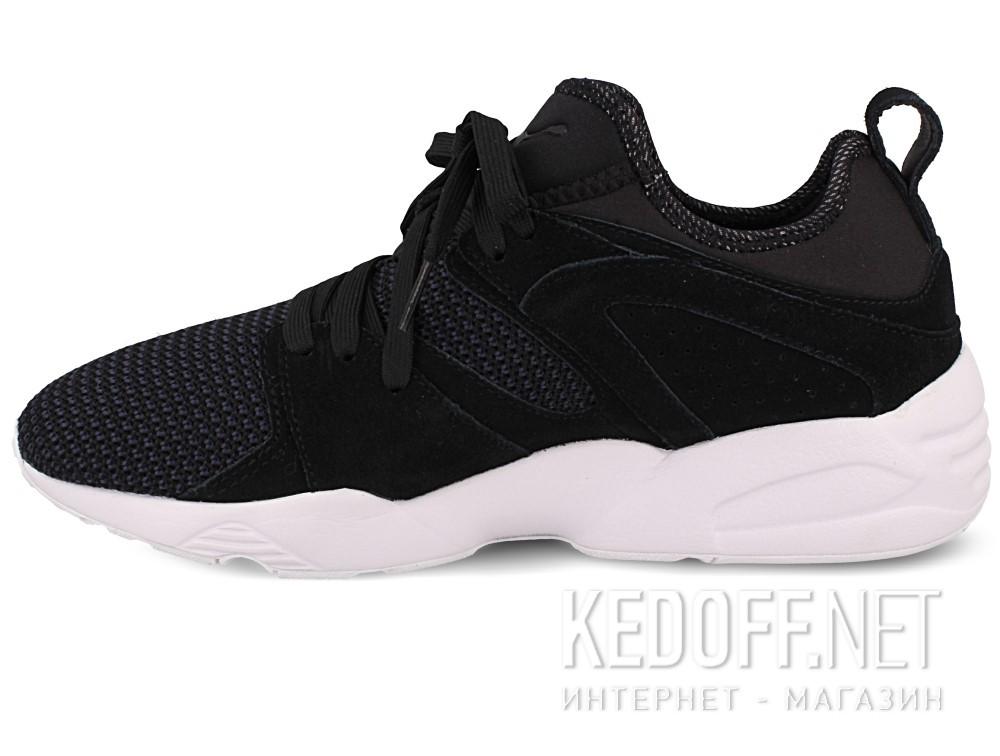 Оригинальные Мужская спортивная обувь Puma Blaze Of Glory Soft Tech 364128-01   (чёрный)