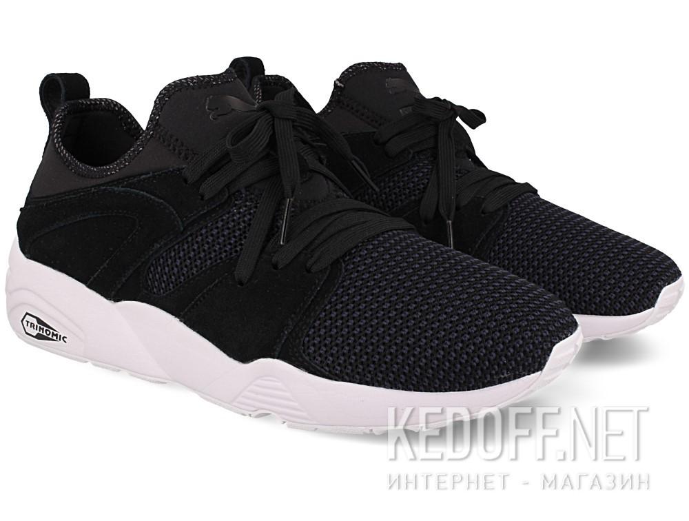 Мужская спортивная обувь Puma Blaze Of Glory Soft Tech 364128-01   (чёрный) описание