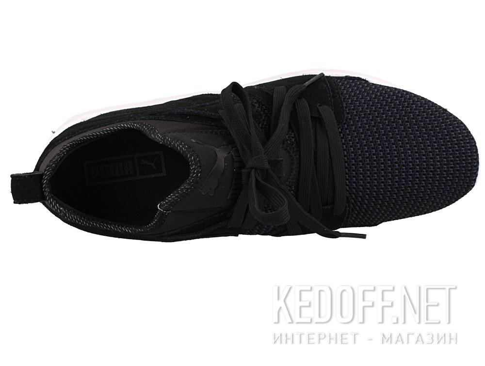 Цены на Мужская спортивная обувь Puma Blaze Of Glory Soft Tech 364128-01   (чёрный)