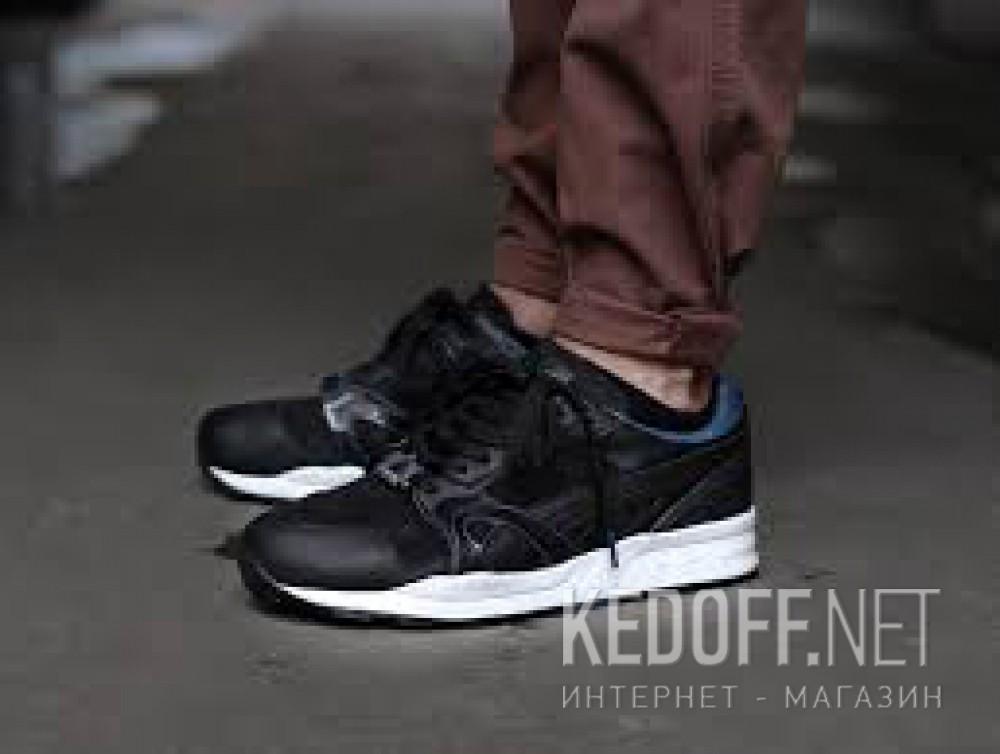 Мужская спортивная обувь Puma Mmq Xt2 Trinomic 356371-01   (чёрный) описание