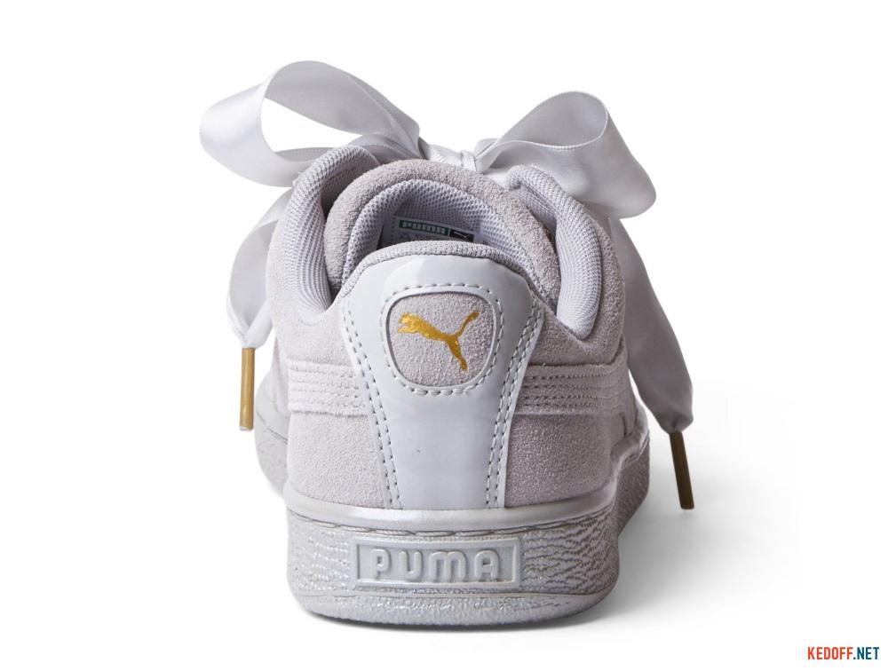 Puma Suede Heart Satin Wn S 36271402 купить Киев
